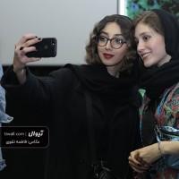 فیلم سونامی | گزارش تصویری تیوال از اکران مردمی فیلم سونامی / عکاس: فاطمه تقوی | فرشته حسینی در اکران مردمی فیلم سونامی