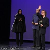 گزارش تصویری تیوال از اختتامیه جشنواره موسیقی فجر (سری نخست) / عکاس: حانیه زاهد | عکس