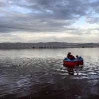 احیای دوباره دریاچه مهارلو | عکس