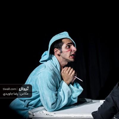 گزارش تصویری تیوال از نمایش طعم گس مرگ / عکاس: رضا جاویدی | عکس