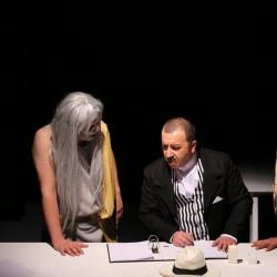 نمایش سیزیف و کمدی مرگ | عکس