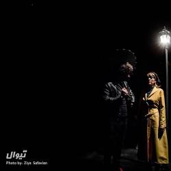 نمایش بانویی از اسلو | عکس