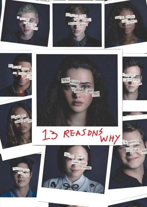 عکس سریال ۱۳ دلیل برای برای اینکه