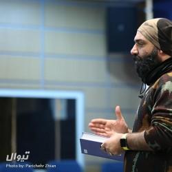 گزارش تصویری تیوال از کارگاه مهدی کوشکی در نخستین جشنواره ی تئاتر اکبر رادی / عکاس: پریچهر ژیان   عکس