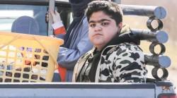 ابوالفضل رجبی و رایان سرلک بعنوان بازیگران کودک فیلم سینمایی «گُل به خودی» انتخاب شدند. | عکس