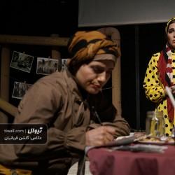 گزارش تصویری تیوال از نمایش مهاجران / عکاس: گلشن قربانیان | عکس