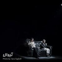 گزارش تصویری تیوال از نمایش خر کباب / عکاس: سارا ثقفی | عکس