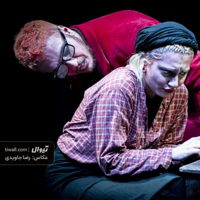 گزارش تصویری تیوال از نمایش والس تصادفی / عکاس: رضا جاویدی | عکس
