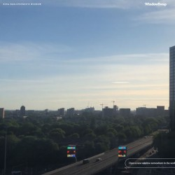 پنجرههایی رو به جهان | Manchester, UK