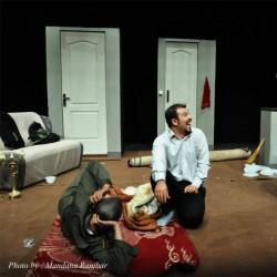 نمایش ناصرِ سعید طهرانی | عکس