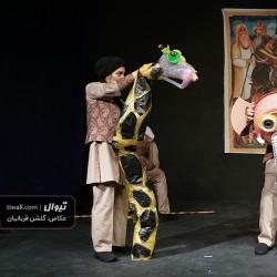 نمایش قصه های سفر پرماجرای کشتی نوح | عکس