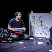 گزارش تصویری تیوال از نمایش فوگو / عکاس:سارا ثقفی | عکس