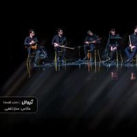 کنسرت پیوسته (گروه سیم) | گزارش تصویری تیوال از کنسرت پیوسته (گروه سیم) / عکاس: سارا ثقفی | گروه سیم
