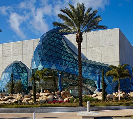 موزه گالری «سالوادور دالی» | عکس