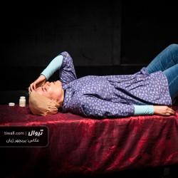 گزارش تصویری تیوال از سومین روز جشنواره تئاتر بانو ( سری نخست) / عکاس: پریچهر ژیان | عکس