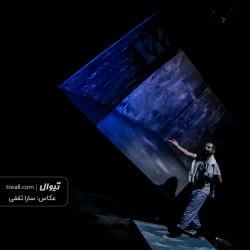 گزارش تصویری تیوال از نمایش نقل مکان / عکاس:سارا ثقفی | عکس