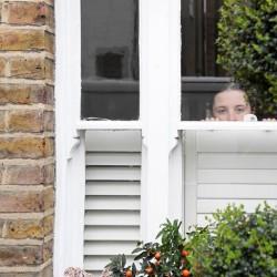 پنجره و بالکنهای جهان در روزهای کرونا | لندن، انگستان