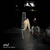 نمایش در انتظار گودو | عکس