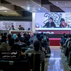 گزارش تصویری تیوال از ششمین روز سی و ششمین جشنواره فیلم کوتاه تهران (سری نخست)/ عکاس: سارا ثقفی | عکس