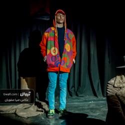 گزارش تصویری تیوال از نمایش سیری بر کاپیتالیسم نویسنده دو گاو / عکاس: سید ضیا الدین صفویان | عکس