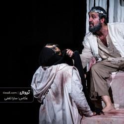 گزارش تصویری تیوال از نمایش ادیپوس / عکاس:سارا ثقفی | عکس