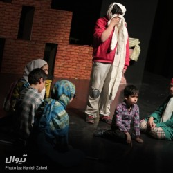 نمایش رویای کودکانه | عکس