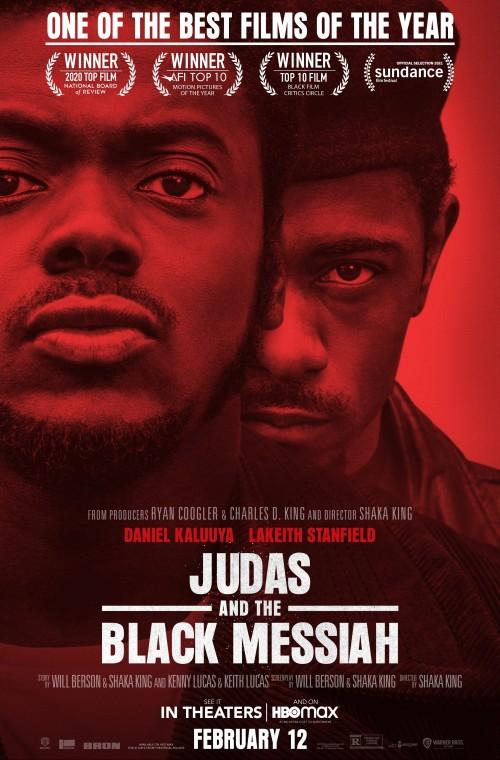 عکس فیلم یهودا و مسیح سیاه