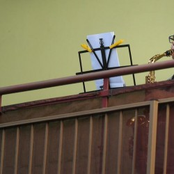 پنجره و بالکنهای جهان در روزهای کرونا | میلان، ایتالیا