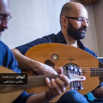 گزارش تصویری تیوال از تمرین کنسرت شیدایی - گروه سه عود / عکاس: سارا ثقفی | کنسرت شیدایی - گروه سه عود - شهرام غلامی