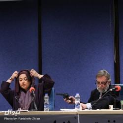 گزارش تصویری تیوال از نمایشنامهخوانی کاکتوس / عکاس: پریچهر ژیان   عکس