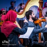 گزارش تصویری تیوال از کنسرت ارکستر مانجین، سری نخست / عکاس: سارا ثقفی | ارکستر مانجین ، ارسلان کامکار