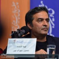 فیلم درخونگاه | گزارش تصویری تیوال از نشست خبری فیلم درخونگاه / عکاس: آرمین احمری | عکس