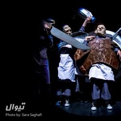نمایش نان | عکس