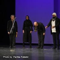 گزارش تصویری تیوال از اختتامیه جشنواره موسیقی فجر (سری سوم) / عکاس : فریبا فاطمی | عکس