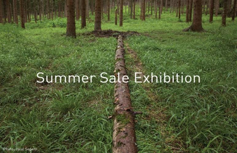 عکس نمایشگاه نمایشگاه گروهی تابستانی