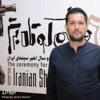 مجموعه فیلم های کوتاه (اکران تابستانه) | گزارش تصویری تیوال از افتتاحیه اکران فیلم های کوتاه تابستانه / عکاس: آرمین احمری | حامد بهداد در افتتاحیه اکران فیلم های کوتاه تابستانه