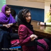 گزارش تصویری تیوال از جشن پایان سال تیوال در کافه آندو / عکاس: رضا جاویدی | عکس