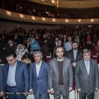 گزارش تصویری تیوال از اختتامیه سی و چهارمین جشنواره تئاتر فجر (سری دوم) / عکاس: سید ضیا الدین صفویان | عکس