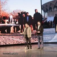 گزارش تصویری تیوال از اختتامیه سی و چهارمین جشنواره تئاتر فجر (سری سوم) / عکاس: سید ضیا الدین صفویان   عکس