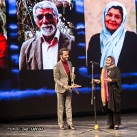 گزارش تصویری تیوال از اختتامیه سی و چهارمین جشنواره تئاتر فجر (سری سوم) / عکاس: سید ضیا الدین صفویان | عکس
