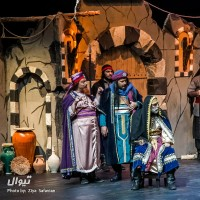 گزارش تصویری تیوال از نمایش خاتون / عکاس: سید ضیا الدین صفویان | عکس