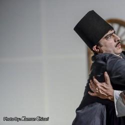 نمایش کمدی ایرانی مضحکه شبیه قتل | عکس
