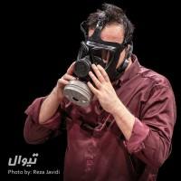 نمایش همه چیز درباره آقای «ف» | گزارش تصویری تیوال از نمایش همه چیز درباره آقای ف / عکاس: رضا جاویدی | عکس