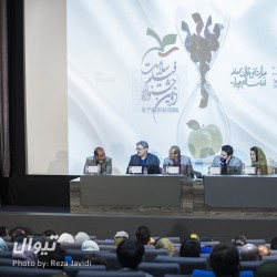 گزارش تصویری تیوال از اولین روز برگزاری دومین جشنواره فیلم سلامت / عکاس: رضا جاویدی   عکس