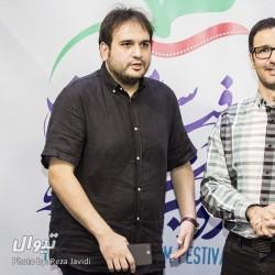 گزارش تصویری تیوال از سومین روز برگزاری دومین جشنواره فیلم سلامت / عکاس: رضا جاویدی   عکس