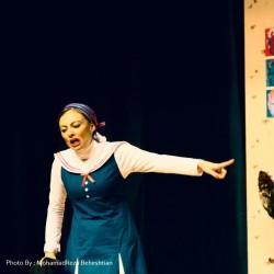 نمایش دختر یانکی | عکس