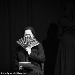 نمایش نمایشنامه خوانی خانه برنارد آلبا | عکس