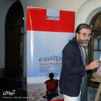 گزارش تصویری تیوال از مراسم دیدار با عوامل فیلم انتهای زمین / عکاس: نیلوفر علمدارلو | عکس