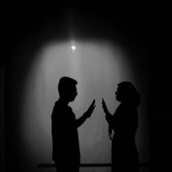 نمایش سیاه سفید خاکستری | عکس