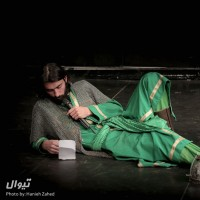 نمایش مجلس مختلف خوانی همین امروز | عکس